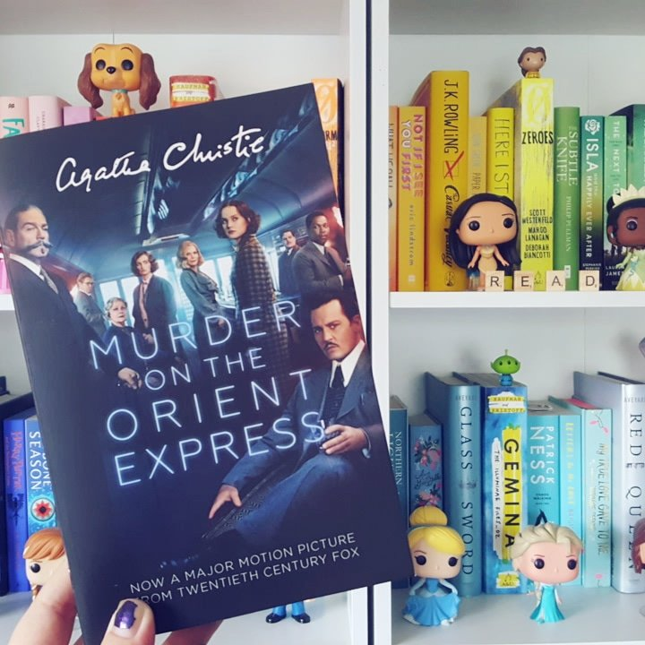Review: Murder on the Orient Express by Agatha Christie  – My Life